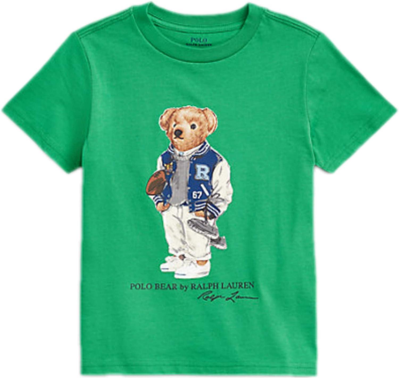 Polo Ralph Lauren - Camiseta NIÑO 323785928001- Camiseta NIÑO: Amazon.es: Ropa y accesorios