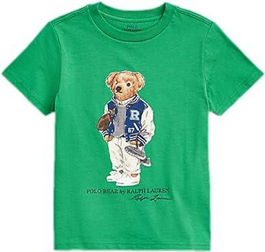 Polo Ralph Lauren - Camiseta NIÑO 323785928001- Camiseta NIÑO ...
