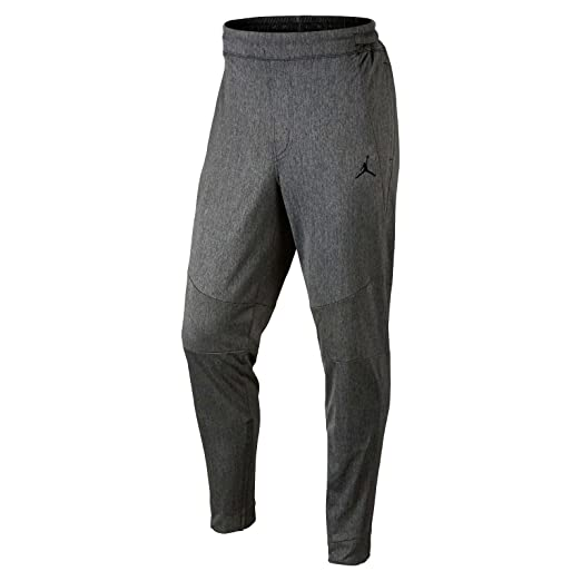 bebbbbd748e Amazon.com: Nike Air Jordan Flight Pant BlackHeather 724495-032 ...