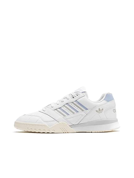 Adidas A.R. Trainer W White Periwinkle Cloud White: Amazon