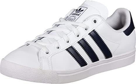 adidas Originals Coast Star J BiancaMarina Collegiata Pelle