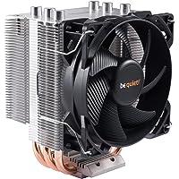 BE QUIET! BK008 Pure Rock Slim Heatsink & Fan. All Intel & AMD Sockets 92mm PWM Fan - (Components > Cooling Fans Modding)