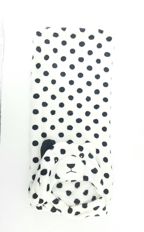 Harson/&Jane Super soft coral bebe con capucha Albornoz animal forma envolver manta de 0 a 6 a/ños de edad 70/×100 cm