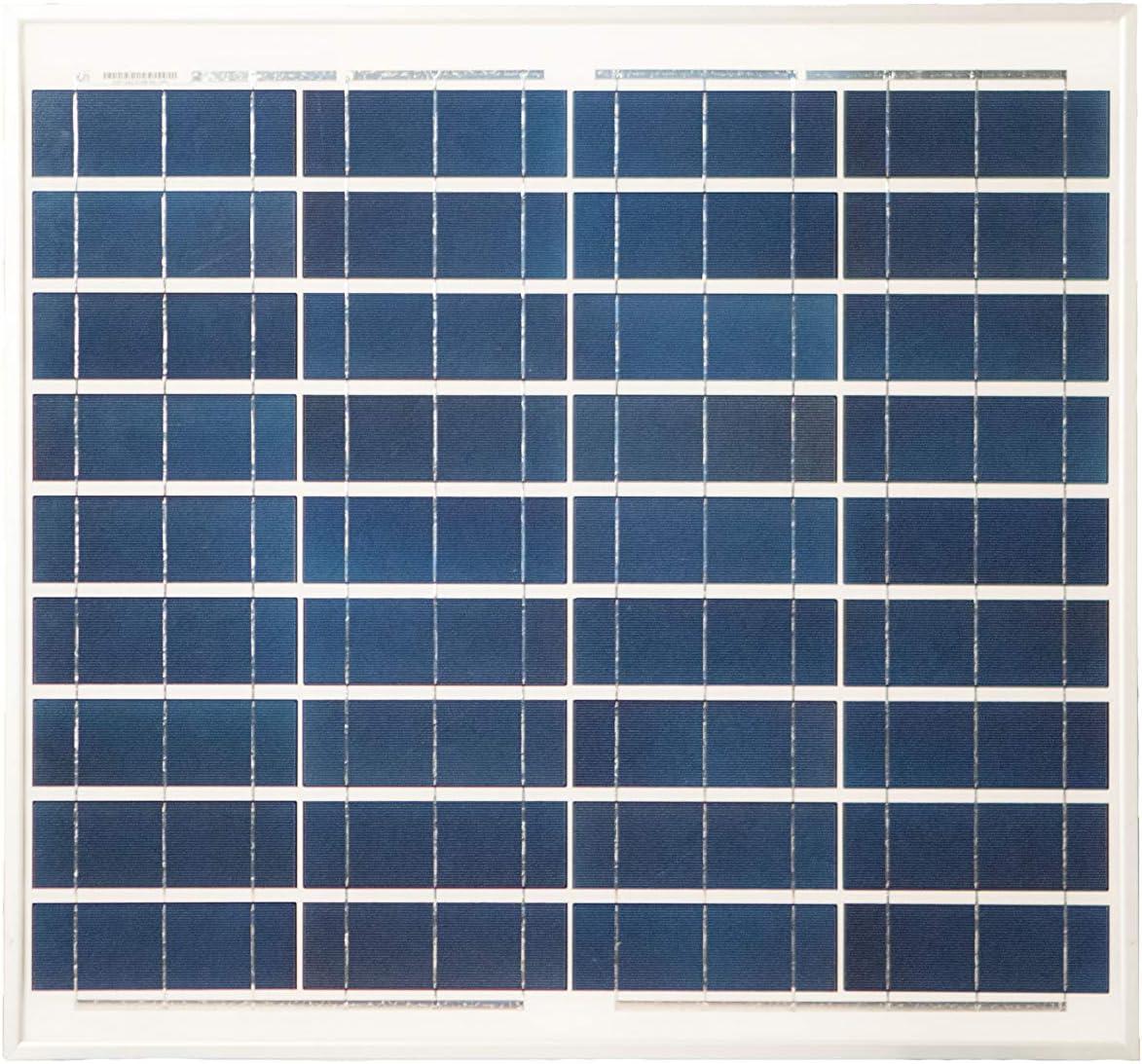 Solarvention 50 Watt 12 Volt Polycrystalline Solar Panel