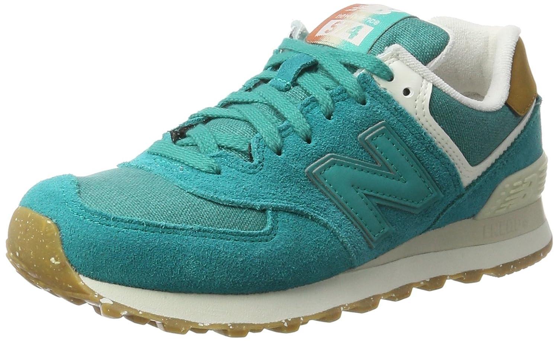 New Balance Wl574seb - Zapatillas Mujer 37.5 EU|Azul (Turquoise)