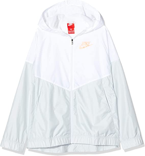 Nike Mädchen Sportswear Windrunner Jacke: : Bekleidung