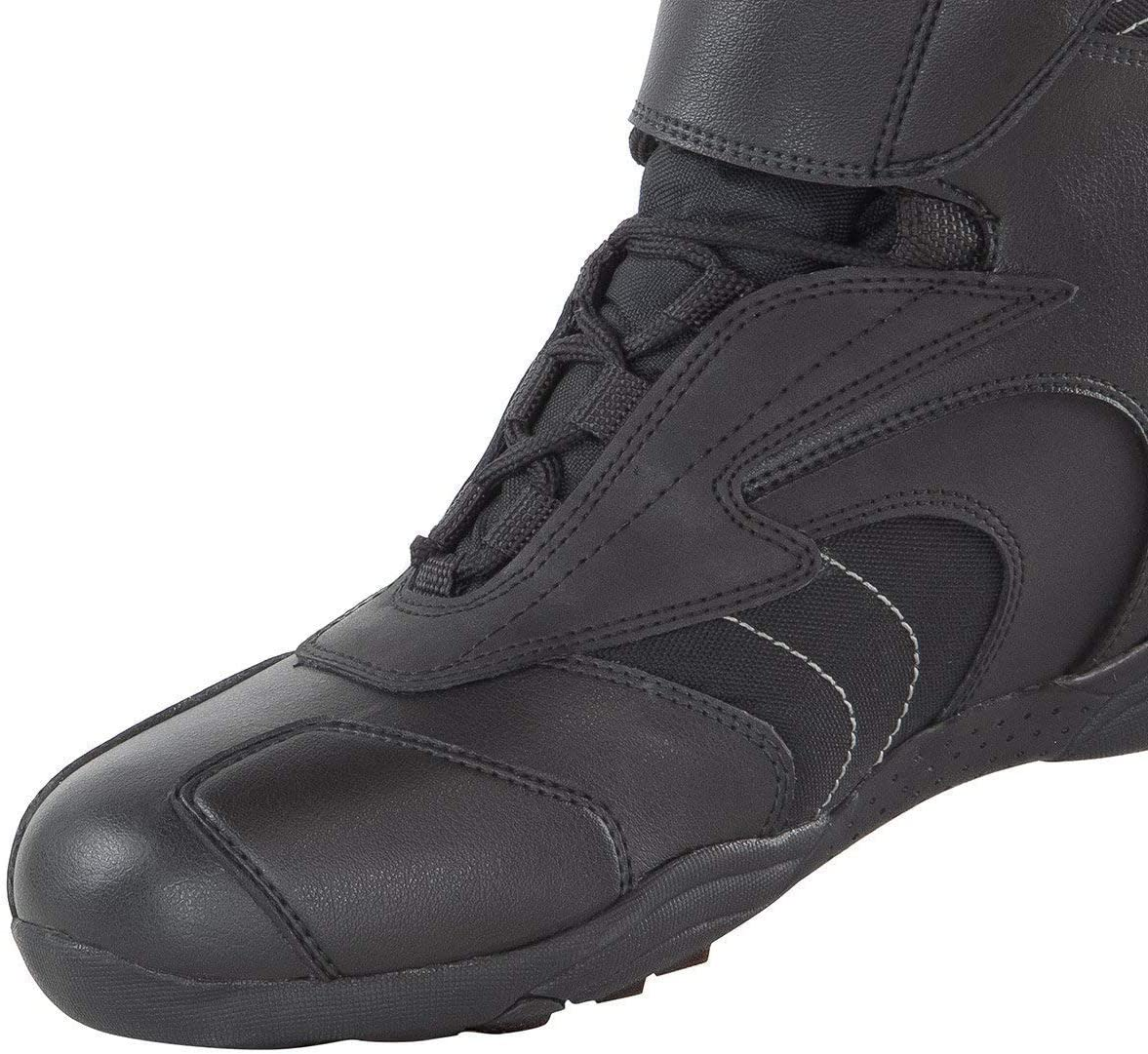 Vulcan V310 Mens Leather Motorcycle Troop Sport Boots 11