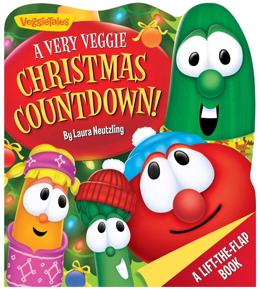 A Very Veggie Christmas.Very Veggie Christmas Countdown Veggietales Veggie Tales
