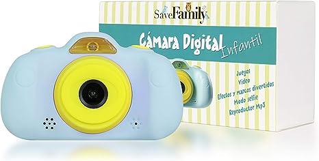 SaveFamilyCam. Cámara de Fotos para Niños. Cámara de vídeo para ...