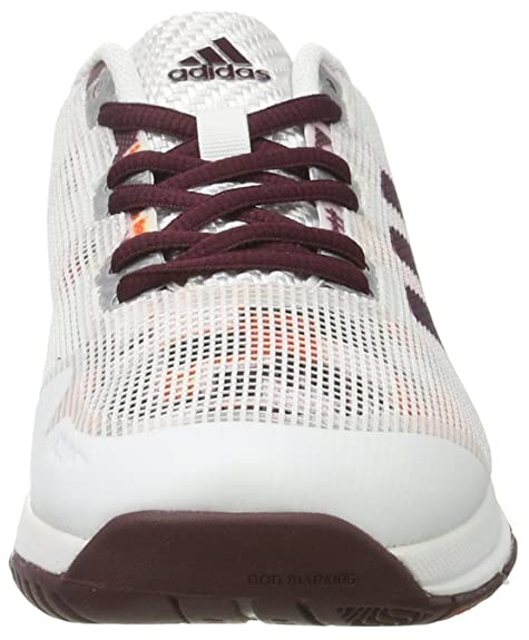 best service 86865 acadd adidas Women s Stabil Boost 20y W Handball Shoes, Off White (Bianco  Ftwbla Granat Energi), 11 UK  Amazon.co.uk  Shoes   Bags