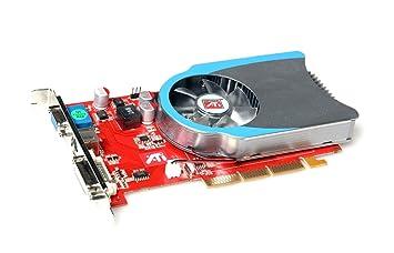 ATI Radeon 9800XT AGP 256MB 8x DVI VGA TV OUT