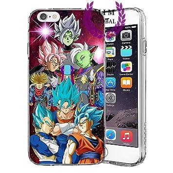 coque iphone 8 plus goku