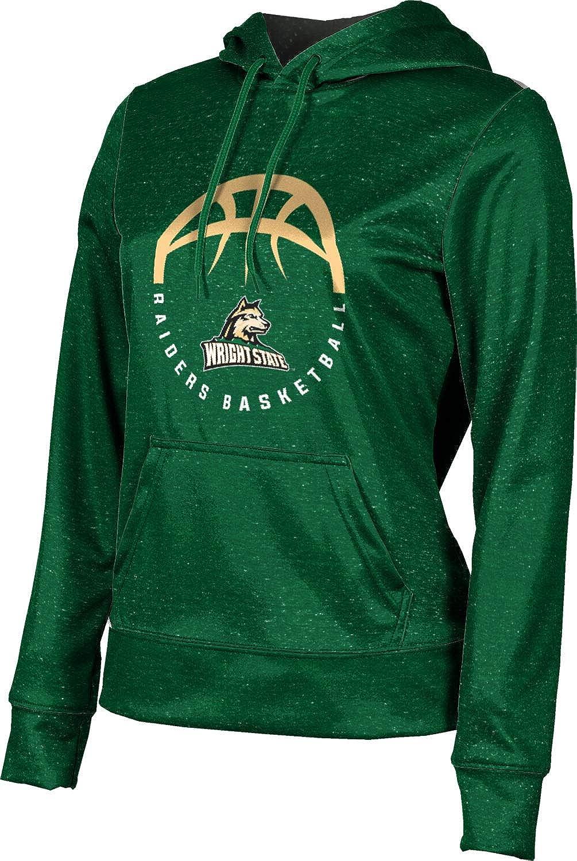School Spirit Sweatshirt ProSphere Wright State University Basketball Boys Pullover Hoodie Heather