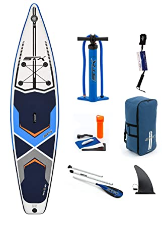 STX Tourer 116 Sup - Tabla Hinchable para Paddle Surf, Color Azul ...