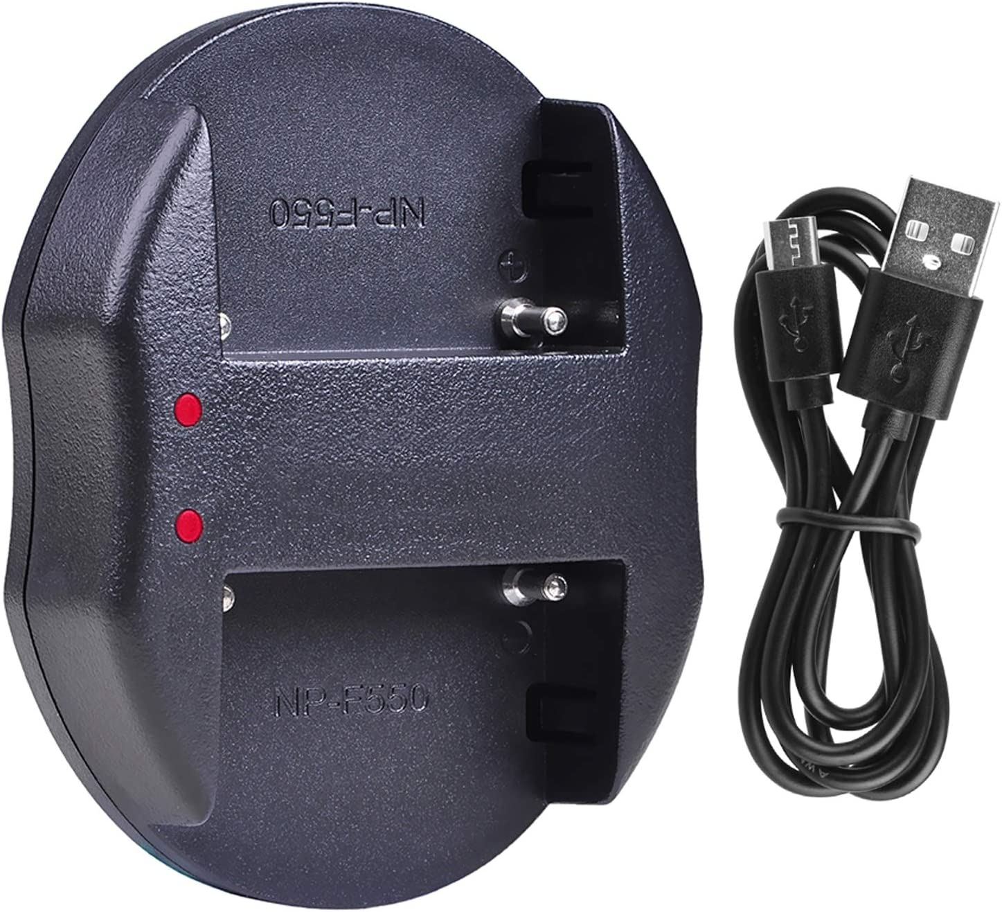 DCR-TRV25E Dual Battery USB Charger for Sony DCR-TRV25 DCR-TRV27 DCR-TRV27E MiniDV Handycam Camcorder