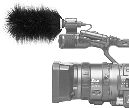 Gutmann Micrófono Parabrisas Parabrisas Para Olympus LS-3