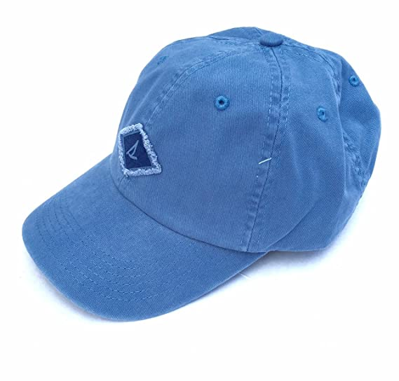 d80bc59cac8 Sperry Burgee Saltwash Canvas Hat  Amazon.ca  Clothing   Accessories