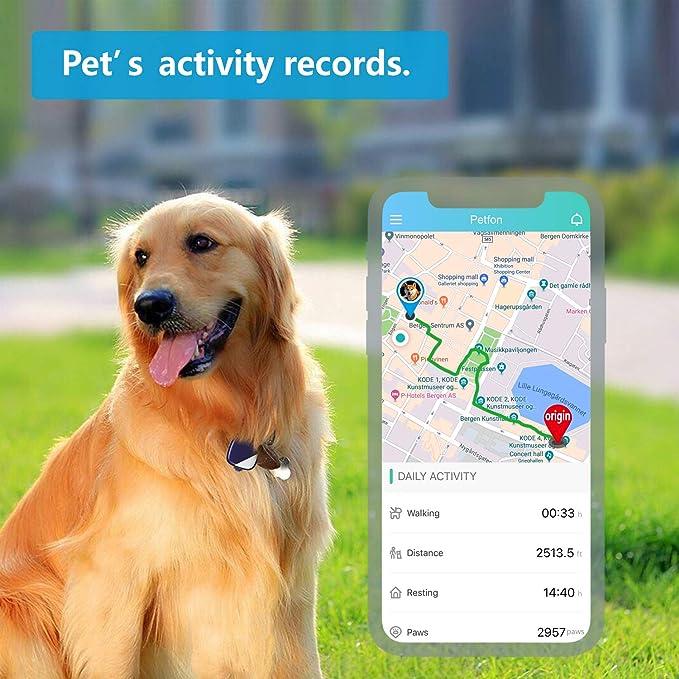Petfon Accessorise case kits for Petfon GPS Tracker Controller Clear Anti-Scratch Shock Absorption Cover