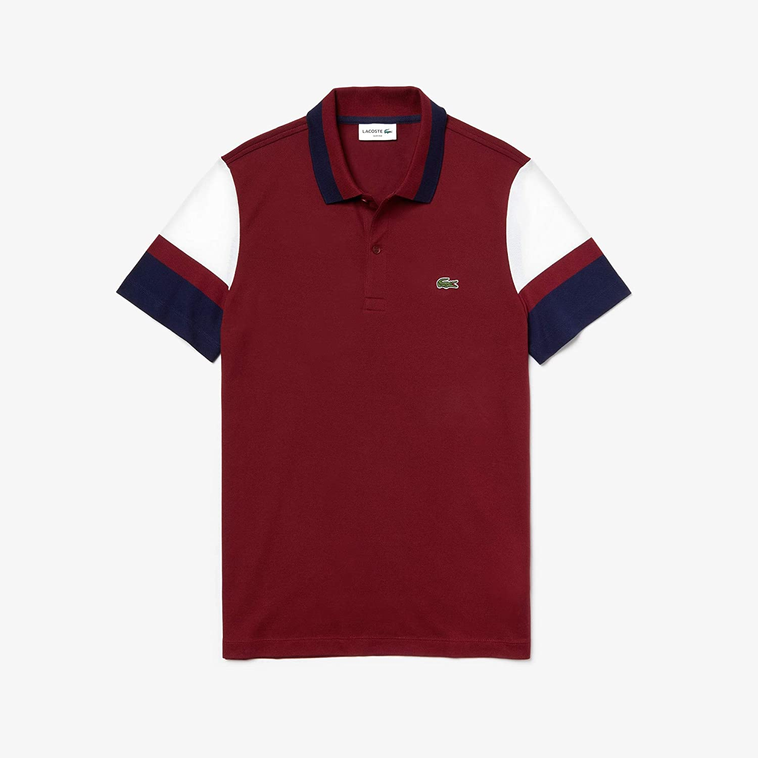 Rouge (Pinot Farine-marine Lxt) X-grand  Lacoste Ph4223 - Polo - Homme