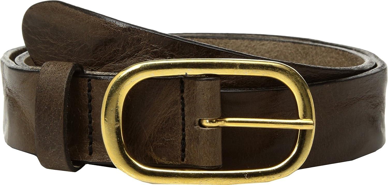 Amsterdam Heritage Leather Belt 35015 Grey belt