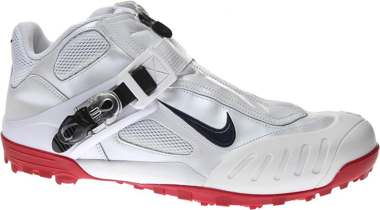 Nike Zapatillas Zapatos para Hombre Zoom Javelin Elite Blanco, White/Sport Red/Obsidian: Amazon.es: Deportes y aire libre