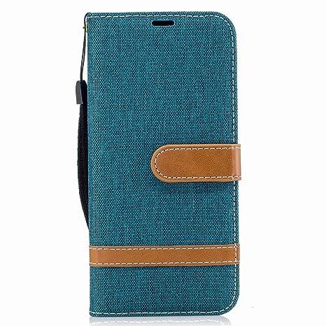 Yiizy Funda Tapa Samsung Galaxy S8, Patrón De Vaquero Diseño ...
