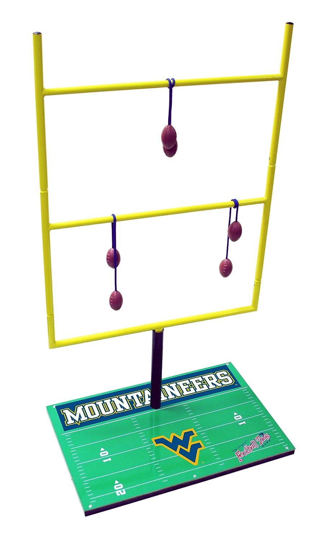 Wild Sports FBTC-D-WVU NCAA West Virginia Mountaineers Goal Post Toss Game II wesvicose