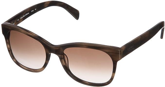 Calvin Klein Gafas de sol hombre ck7716s Grey Horn Talla ...