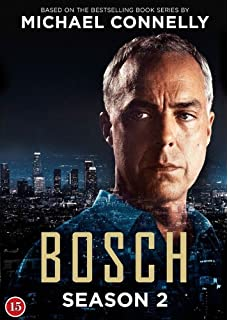Bosch Season 1 Dvd Non Usa Format Region 4 Pal Import