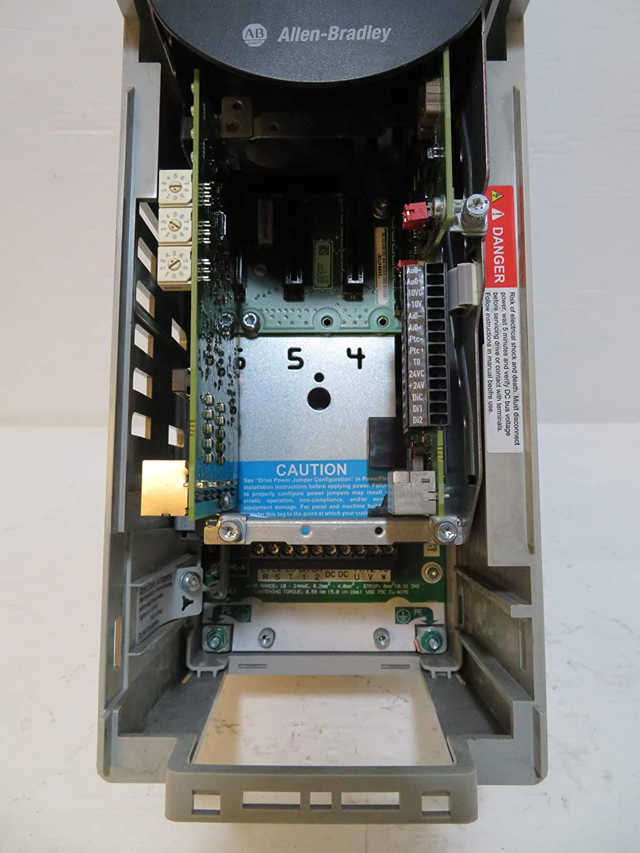Allen Bradley PowerFlex 753 20F11ND5P0AA0NNNNN 3 HP 480V AC