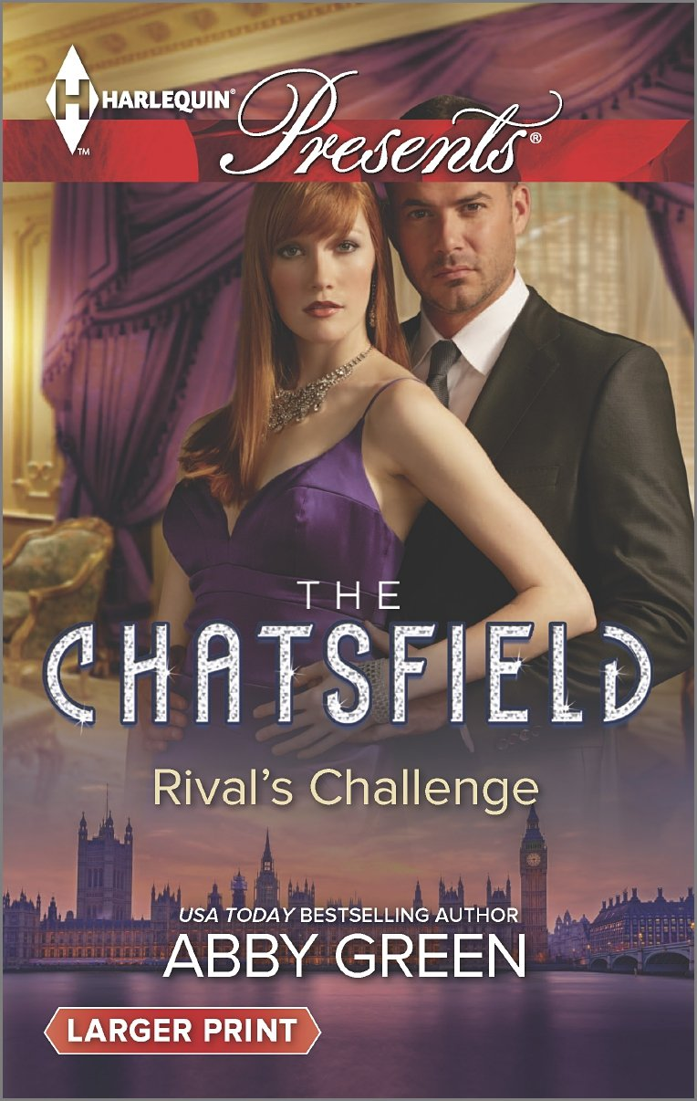 Rival's Challenge   The Chatsfield #6, Green, Abby