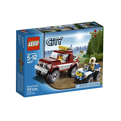 LEGO City Police Pursuit 4437: Toys & Games