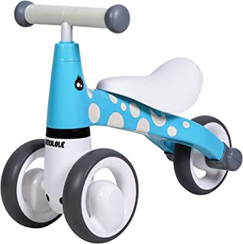 BEKILOLE - Bicicleta Deslizante para bebé, Bicicleta de Juguete ...