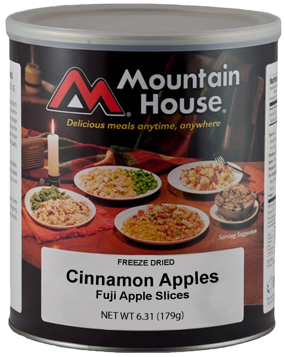 Mountain House Cinnamon Apples by Mountain House