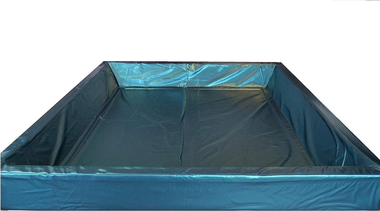 WABEZU Mesamoll2® Wasserbett Sicherheitswanne Softside Wasserbett -