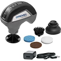 DREMEL Versa PC-10 Cordless Cleaning Tool, High-Speed Power Cleaner Kit (with 3 Multi-Purpose Cleaning Pads, Bristle…