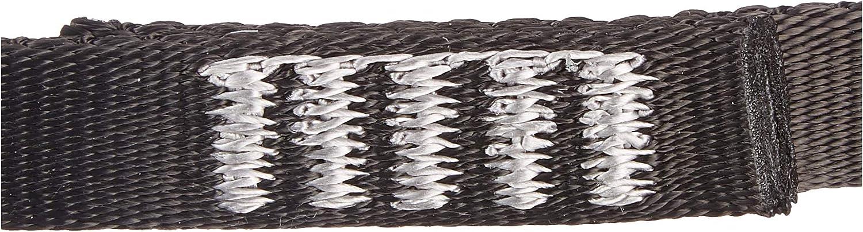 Desconocido Kong Aro Sling Tubular - Anillo de Cinta (30 cm), Color Negro