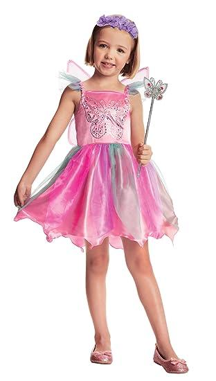 LIRAGRAM Disfraz Hada 3 a 6 años: Amazon.es: Juguetes y juegos