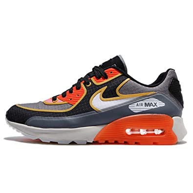 Zapatillas Nike W Air Max 90 Ultra 2.0 para mujer, color gris y negro ceniza: Amazon.es: Zapatos y complementos