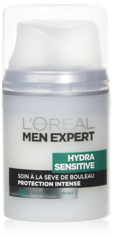 L 'Oréal Men Expert cuidado hidratante Facial Piel Sensible 50ml L' Oréal Paris