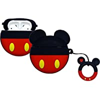 Mickey Mouse Disney Shockproof Silicone Case Cover For Airpods