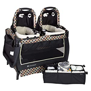 Baby Trend Twin Nursery Center