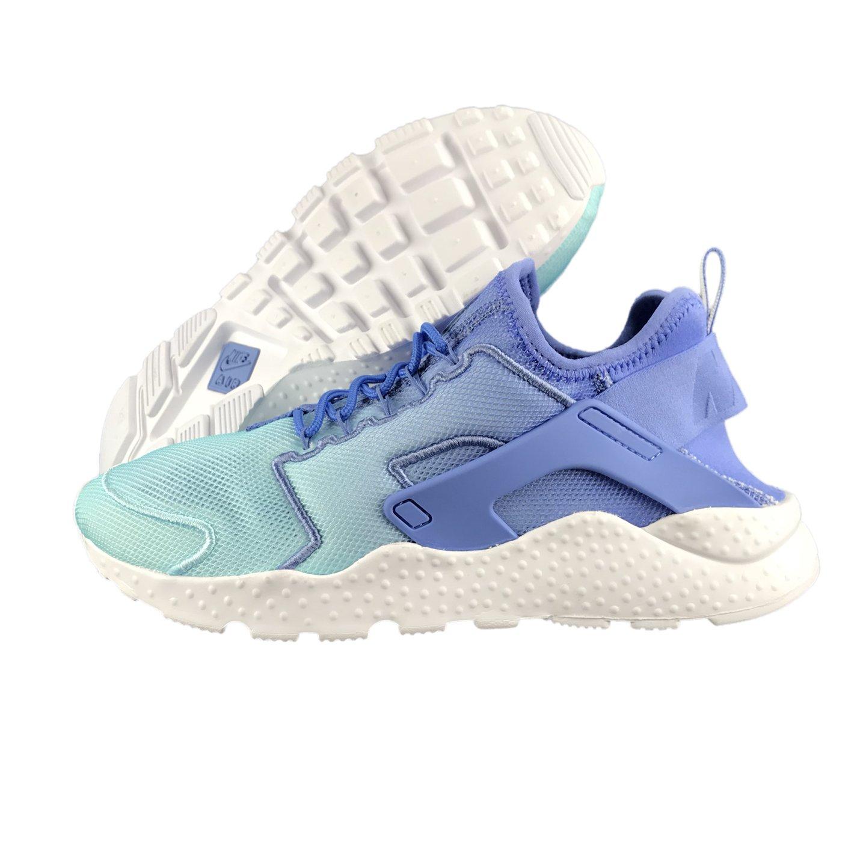 e64809e51cae Galleon - Nike Women s Air Huarache Run Ultra Breathe Polar Still Blue White  (11