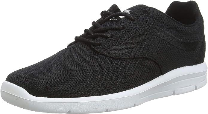 Vans Mesh Iso 1.5 Sneakers Unisex Damen Herren Schwarz