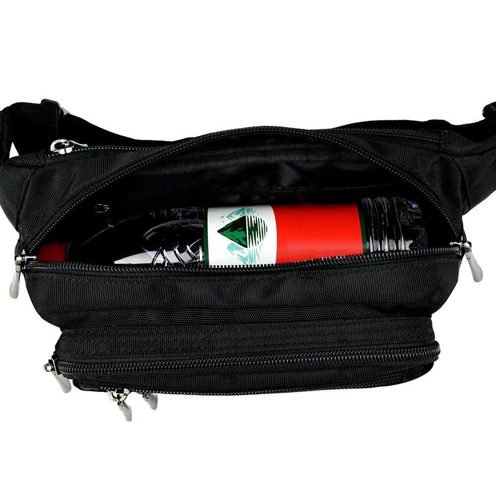 Sunflower Sport Waist Pack Fanny Pack Adjustable For Hike