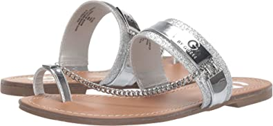 9329ee765ade G by GUESS Women s Loren Silver Argento 5.5 ...