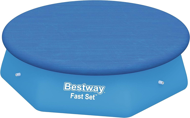 Bestway - Cobertor Para Piscina Estructura Metálica