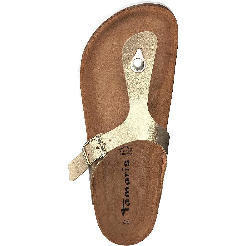Tamaris 1 1 27531 22 Women Flip Flops Leather, Sandal