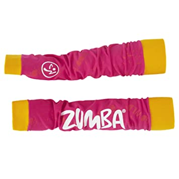 Zumba Fitness Armband Wristaband - Prenda para mujer, color rosa, talla Talla única: Amazon.es: Deportes y aire libre