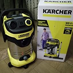 Kärcher Aspiradores multiuso WD 6 P Premium (1.348-270.0): 227.48: Amazon.es: Hogar